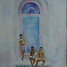 The Relax Gang by J-C Saint-Pô