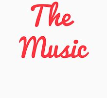 The Music - Red Unisex T-Shirt