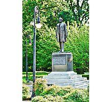 Tillman Monument  Photographic Print
