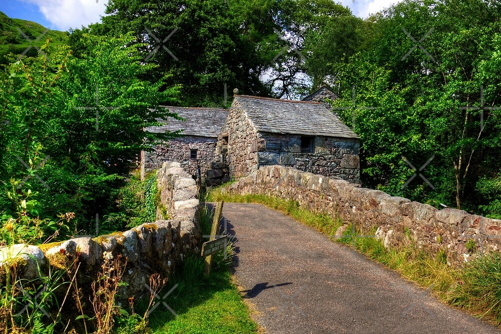 Eskdale Mill by Tom Gomez