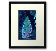 Lord Pacal - Time Traveller Framed Print