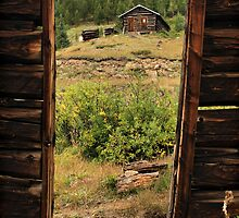 Independence Ghost Town by Rachel Leigh