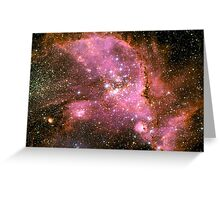 Stars - Universe Greeting Card