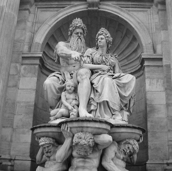 Sculpture by Lee d'Entremont