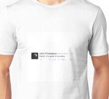 John O'Callaghan Tweet* Unisex T-Shirt