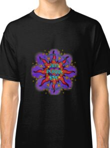 INFINITE LOVE GALACTIC OMMM BLOSSOM Classic T-Shirt