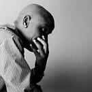 unspoken thoughts by Lebogang Manganye