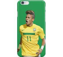 Neymar in Brazil iPhone Case/Skin