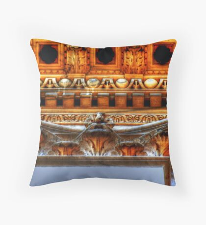 WASHINGTON, DC ARCHITECTURE DSC00008 Throw Pillow
