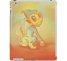 Chimchar iPad Case/Skin