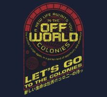 Off World Kids Clothes