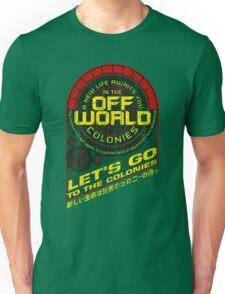 Off World Unisex T-Shirt