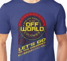 Off World Unisex T-Shirt