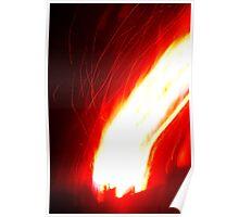 Fire in heaven Poster