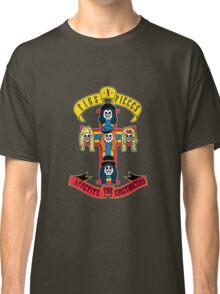 Appetite for Construction Classic T-Shirt