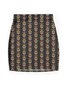 Appetite for Construction Mini Skirt