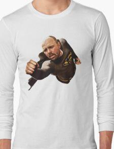 Bullshit Man - No Text Long Sleeve T-Shirt