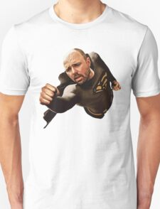 Bullshit Man - No Text T-Shirt