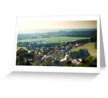 smallville Greeting Card