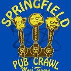 Pub Crawl by BKLOUNGE
