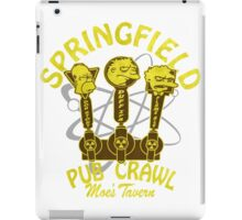 Pub Crawl iPad Case/Skin
