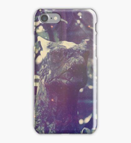Haunted Griff iPhone Case/Skin