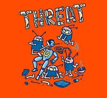 Threat -battle of the robots- Unisex T-Shirt