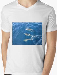 New Zealand Dolphins  Mens V-Neck T-Shirt
