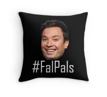 #FalPals White Throw Pillow