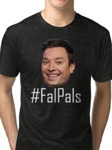 #FalPals White Tri-blend T-Shirt