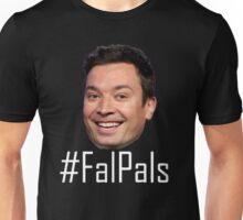 #FalPals White Unisex T-Shirt