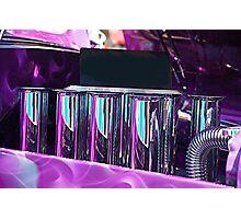 Shinny Engine Photographic Print