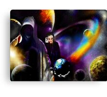 In All the Universe -- What If? Canvas Print