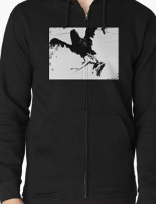 Giant Monsterbird Continues his Nefarious Journey T-Shirt