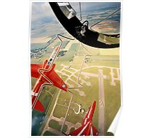 Red Arrows Gypo Roll Poster