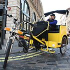 Rickshaw by Mark Tull