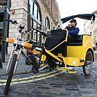 Rickshaw by Mark Tull