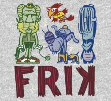 FRIK  by cintrao