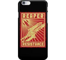 Reaper Resistance iPhone Case/Skin