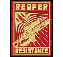 Reaper Resistance Photographic Print