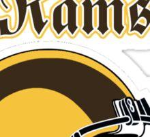 Shiner Rams 2 Sticker