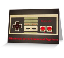 NES Greeting Card