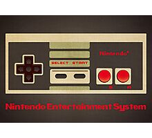 NES Photographic Print