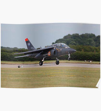 Dassault-Dornier Alpha Jet 705-AD, French Air Force Poster