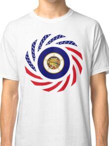 Minnesota Murican Patriot Flag Series Classic T-Shirt