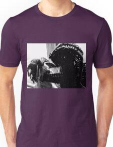 Wicker Squirrel in Love Unisex T-Shirt
