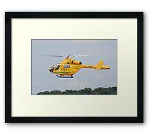 MD Helicopters MD-902 Explorer  Framed Print