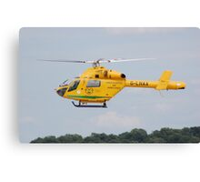 MD Helicopters MD-902 Explorer  Canvas Print