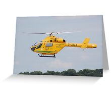 MD Helicopters MD-902 Explorer  Greeting Card