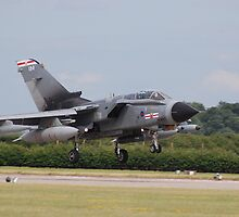 Tornado GR4 41 Sqn  by Rees Adams
